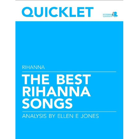 Quicklet on The Best Rihanna Songs: Lyrics and Analysis - eBook - This Is Halloween Lyrics Song