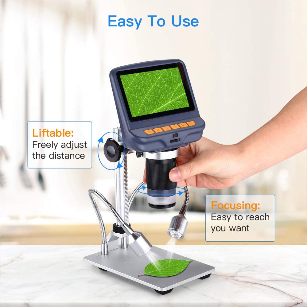 Camera for Microelectronics Archaeology Clear Images Adjustable 2MP USB Camera Professional Video Microscope Camera