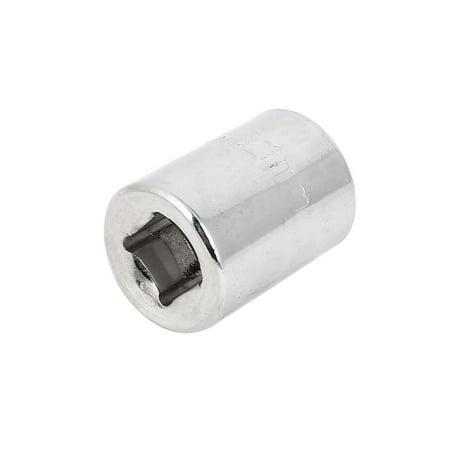 Chrome-vanadium Steel 13mm Drive 21mm 6 Point Hex Metric Socket Wrench Tool - image 2 of 2