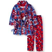 Boy's Spider-Man Pajama Robe Set (Little Boy & Big Boy)