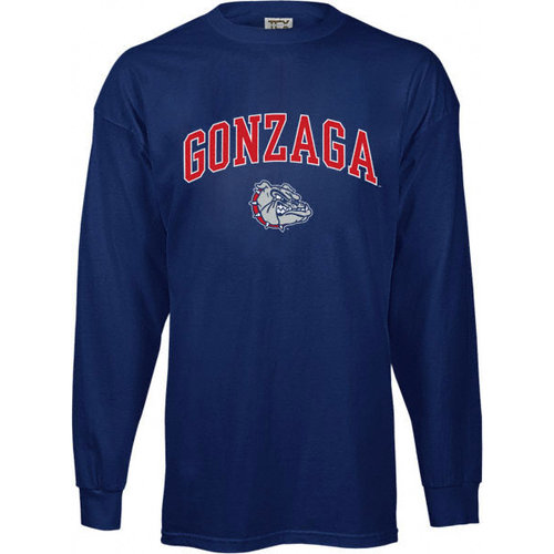 NCAA - Gonzaga Bulldogs Kids/Youth Perennial Long Sleeve T-Shirt