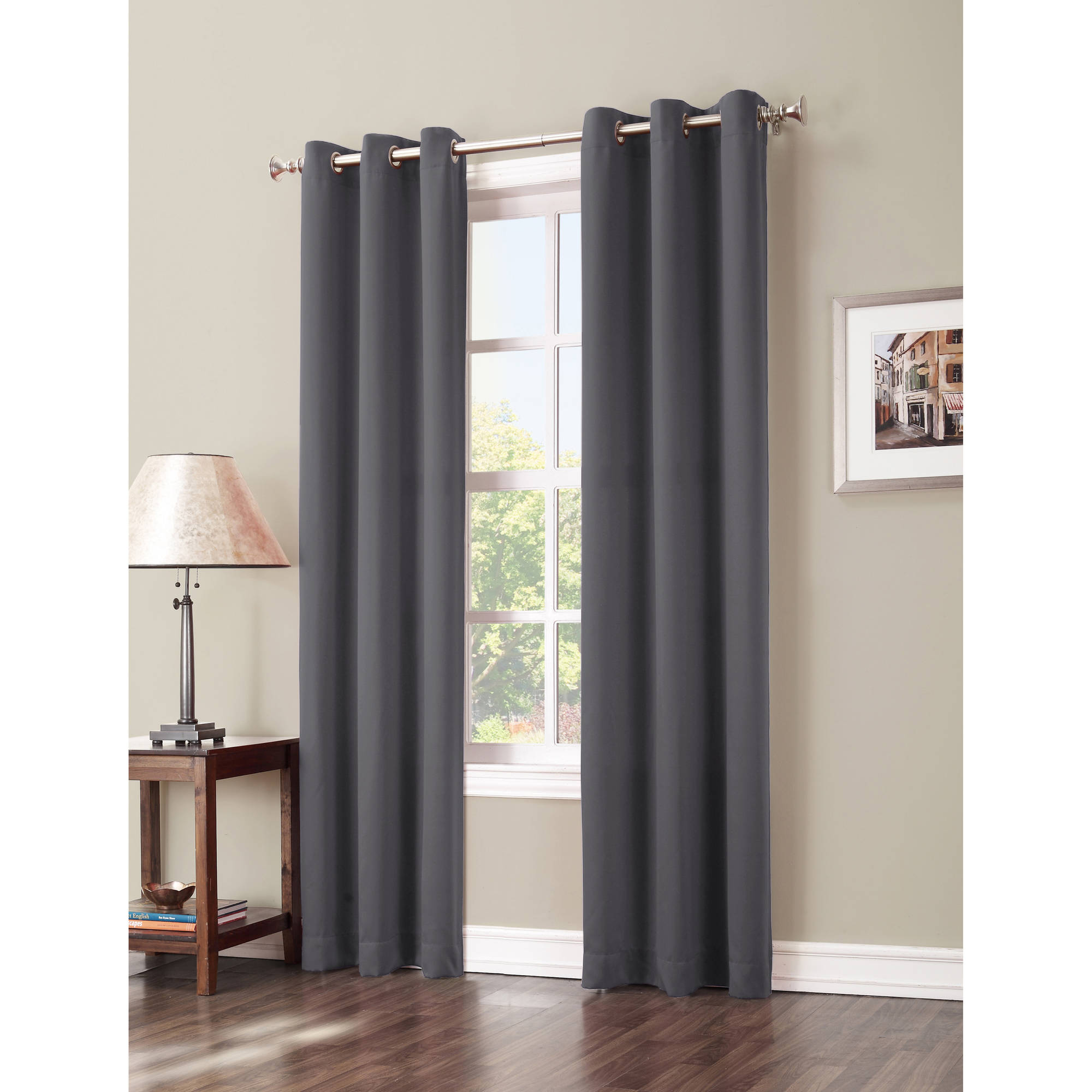 Sun Zero Nolan Blackout Curtain Panel