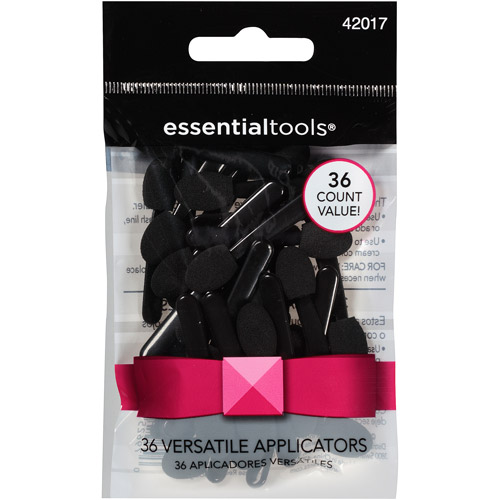 Essential Tools Versatile Applicators, 36 count