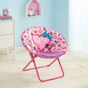 Nickelodeon JoJo Siwa Kids Plush Pink Saucer Chair