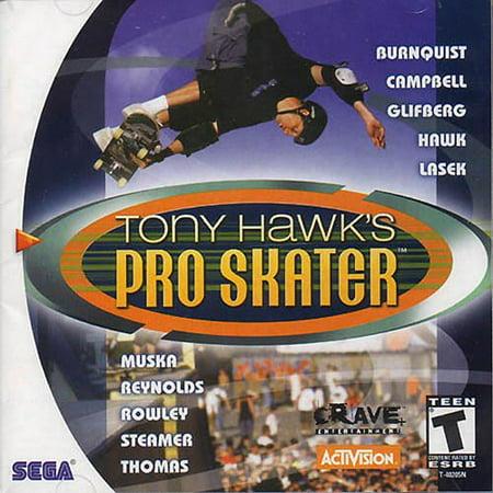 Tony Hawk Pro Skater Dreamcast