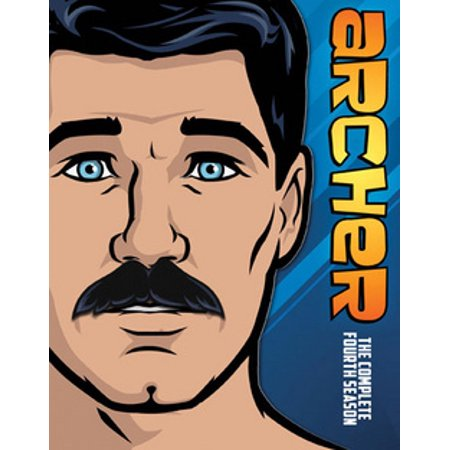 Archer: The Complete Fourth Season (Blu-ray) (Archer Season 4 And 5)