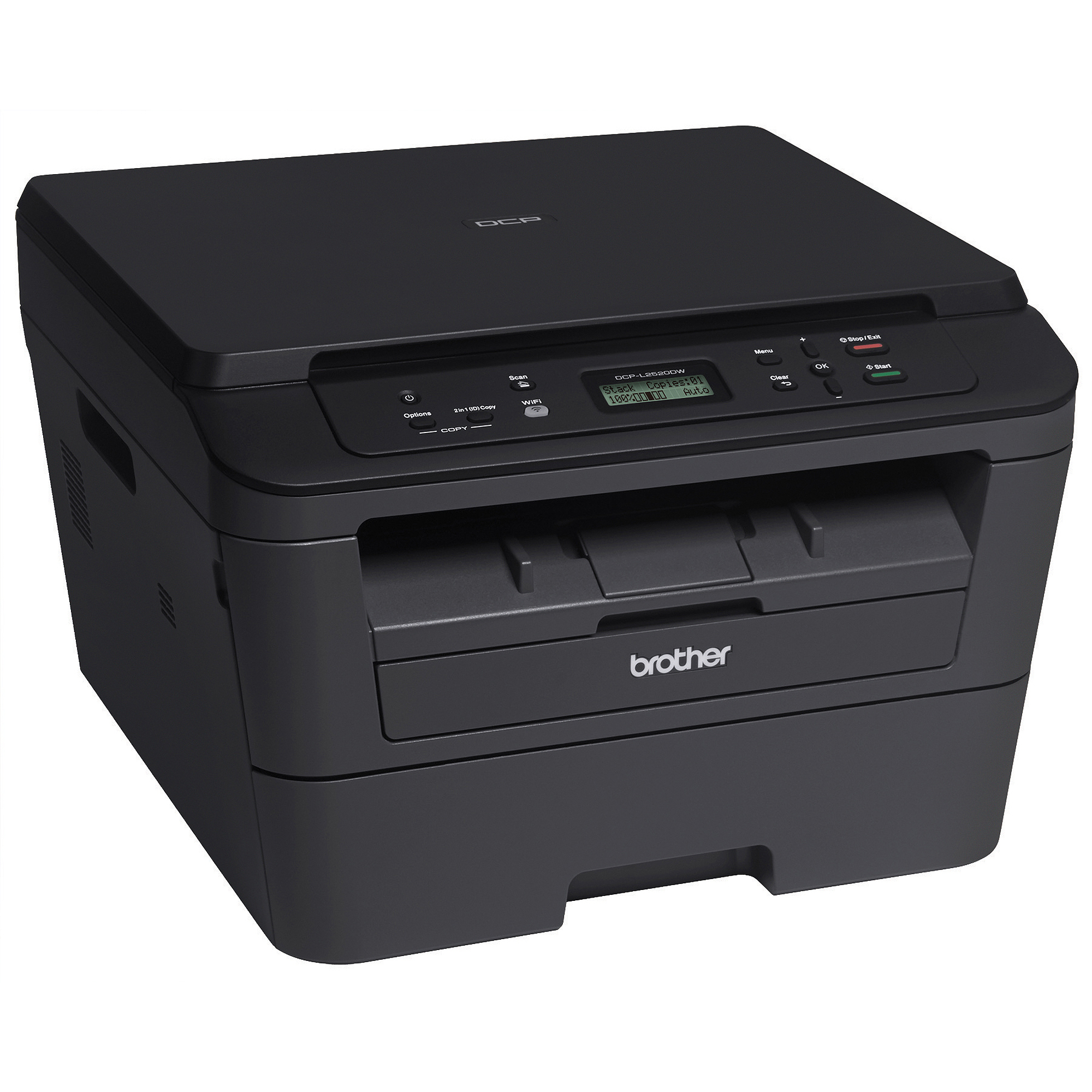 Brother DCP-L2520DW Laser Multi-Function Printer/Copier/Scanner