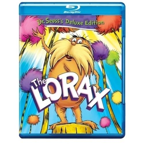 The Lorax (Blu-ray) (With INSTAWATCH)