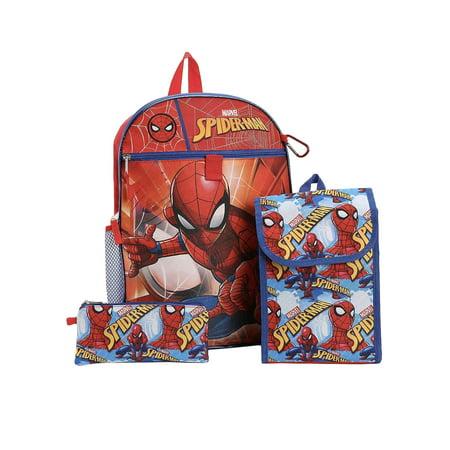 8e3947a7b8ae Boys Spider-Man Backpack 16