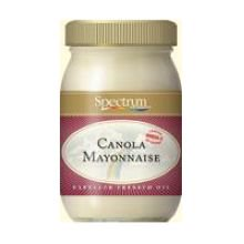 4 Pack  Spectrum Naturals Canola Mayonnaise Gallon