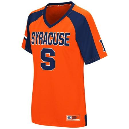 Syracuse Orange Womens Ncaa  Torch  Fashion Football Jersey