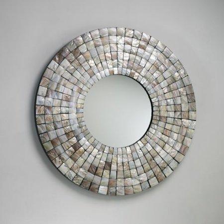 Cyan Design 02798 Mosaic Tile Mirror