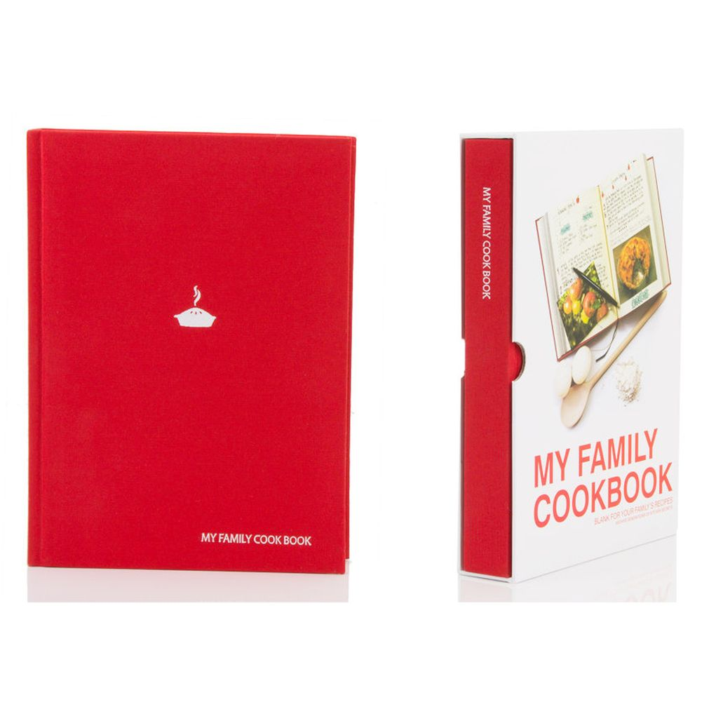 My Red Family Cookbook