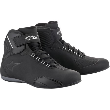 - Alpinestars Sektor Mens Shoes Black/Black