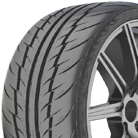 Federal 595 EVO Ultra High Performance Tire - 165/40R16 (Best Summer Tires For Evo X)