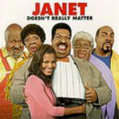 Janet Jackson - Doesn't Really Matter - Vinyl ()