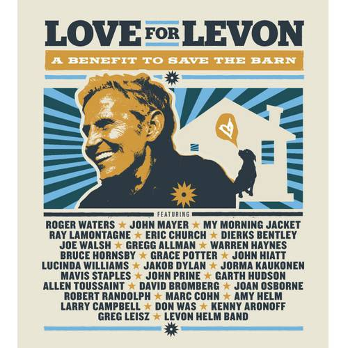 Love For Levon: A Benefit To Save The Barn (2 Music Blu-ray)