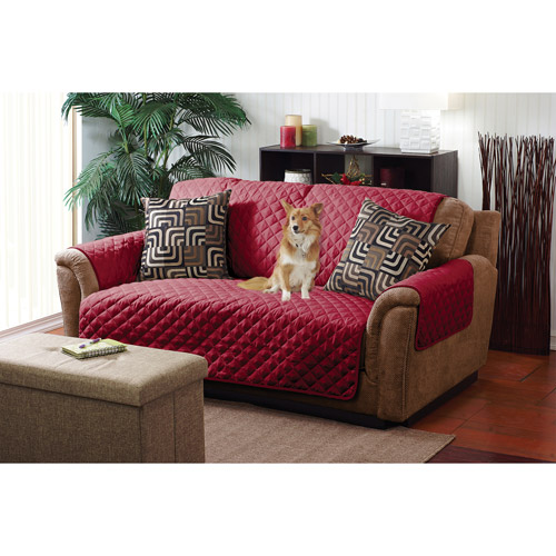 Home Details Double Sided Love Seat Furniture Protector & Cover