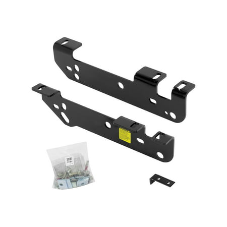 Reese 50026 Custom Fifth Wheel RV Trailer Quick Install Hitch Brackets for Ford Models