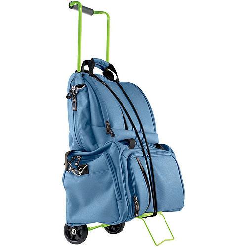 Conair 80 lb Folding Cart, Lime