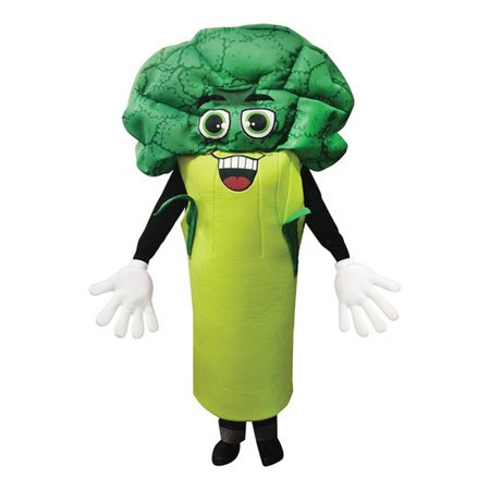 Broccoli Waver Costume - Broccoli Costumes