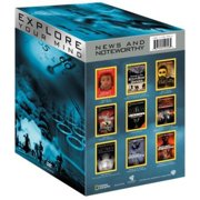 National Geographic: Explore Your Mind News and Noteworthy [9 Discs] (Widescreen) by
