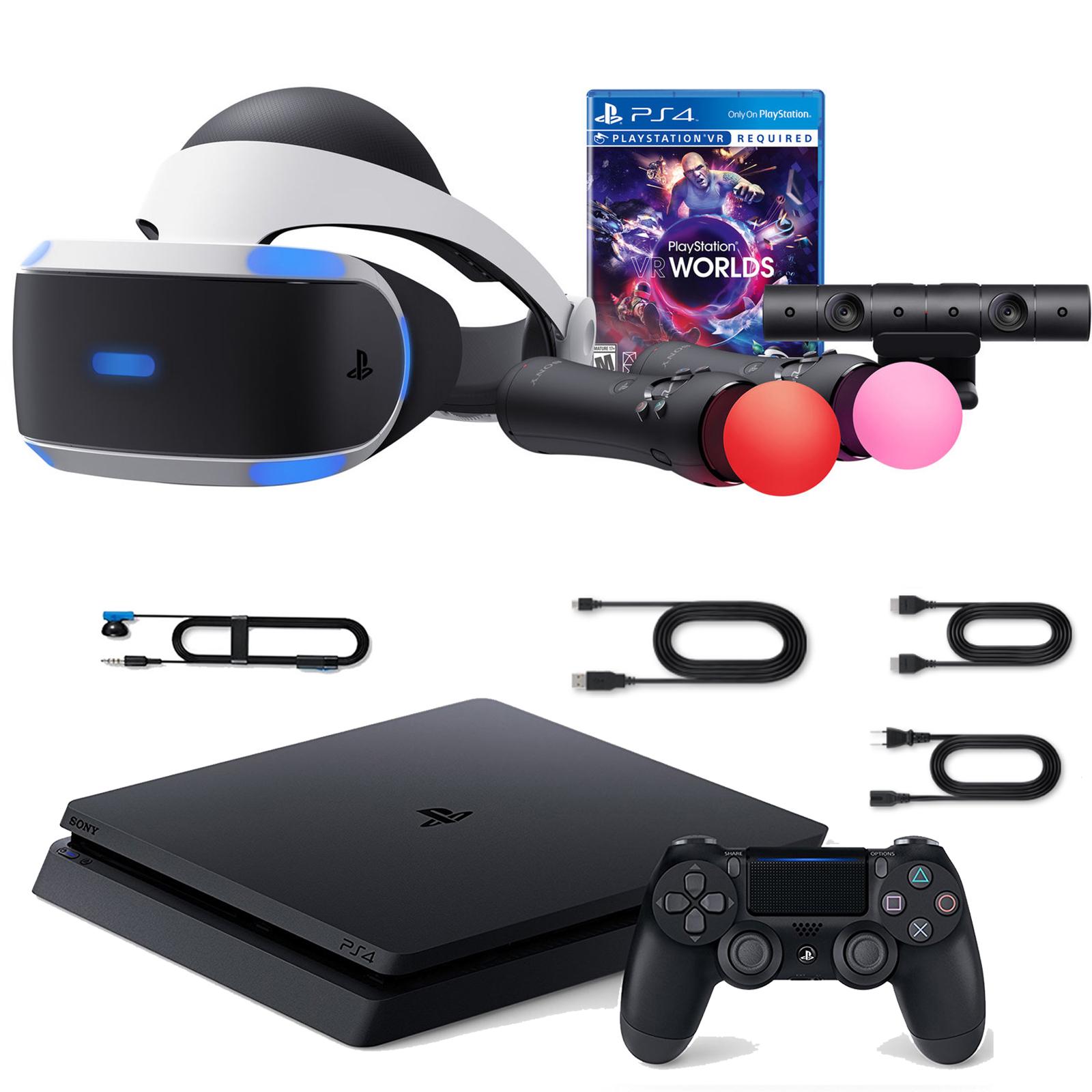 🛒- Walmart- Sony PS4 1TB + VR Bundle