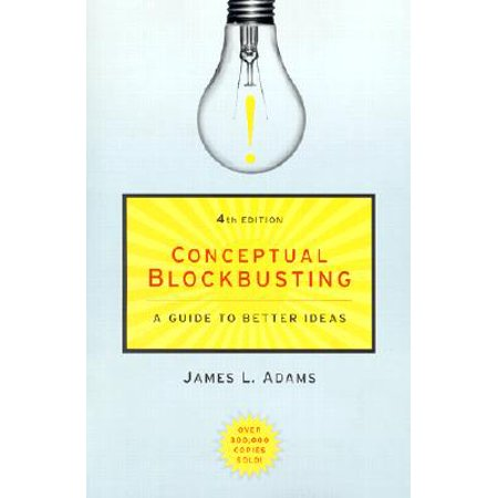 Conceptual Blockbusting : A Guide to Better Ideas, Fourth - Basic Halloween Ideas