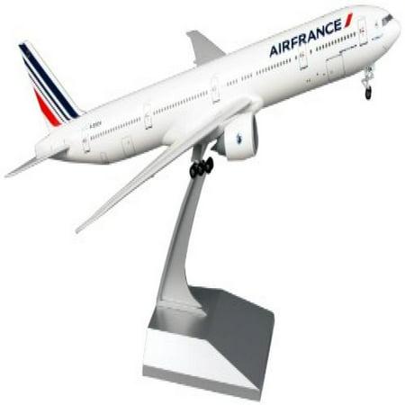 Exa Kit (Daron Skymarks Air France 777-300ER Airplane Model Building Kit with Gear,)