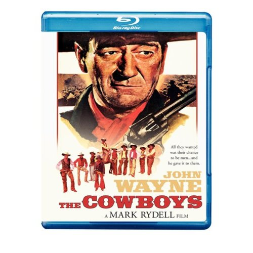 The Cowboys (Blu-ray) (Widescreen)