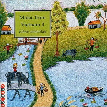Music From Vietnam, Vol. 3: Ethnic Minorities - Halloween Music Viet Nam
