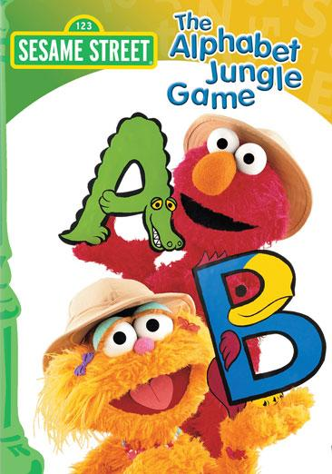 Sesame Street : The Alphabet Jungle Game by SONY WONDER/SMV