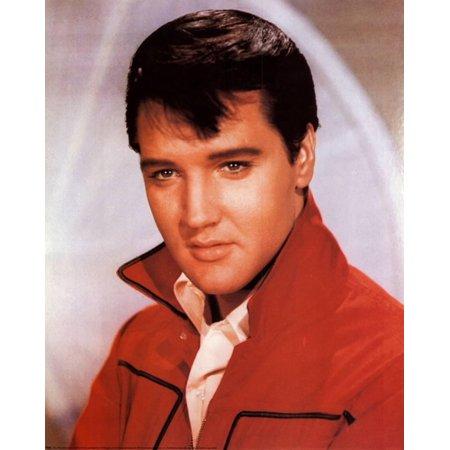 Elvis Presley Red Jacket Mini Poster - 16x20