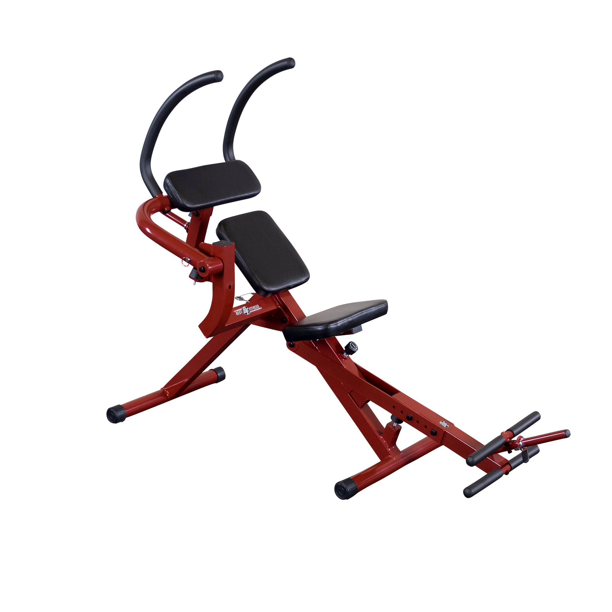 Best Fitness Semi Recumbent Ab Bench