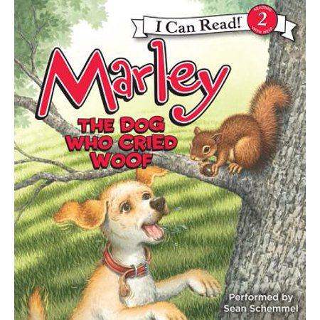 - Marley: The Dog Who Cried Woof - Audiobook