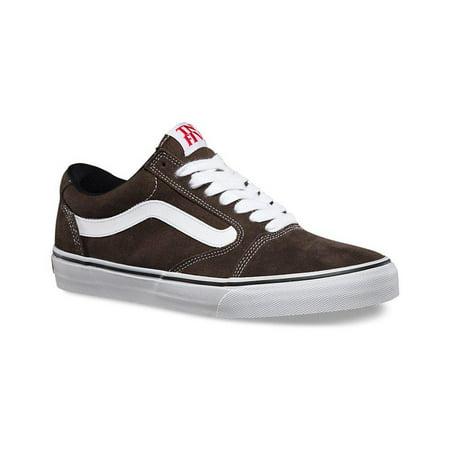 Vans - Vans Mens TNT 5 Skateboarding Shoes Sneakers Coffee White -  Walmart.com ba9845d37