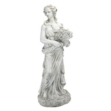 Design Toscano Spring Goddess of the Four Seasons Statue