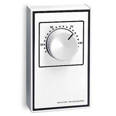 White-Rodgers 1A65-641 Line Voltage Wall Mechanical