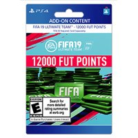 FIFA 19 12000 FUT POINTS, EA, Playstation, [Digital Download]
