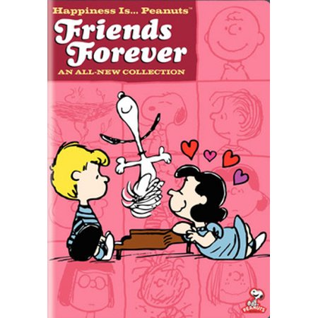 Happiness Is... Peanuts: Friends Forever (DVD)