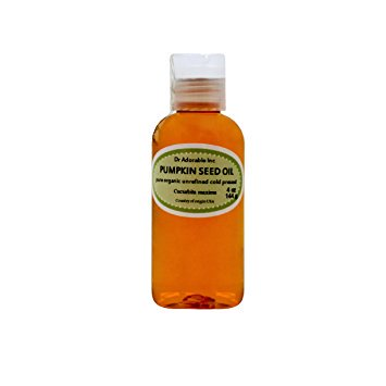 Dr. Adorable - 100% Pure Pumpkin Seed Oil Organic Cold Pressed Unrefined Natural Hair Skin Anti Aging - 4 - Pumpkin Owl