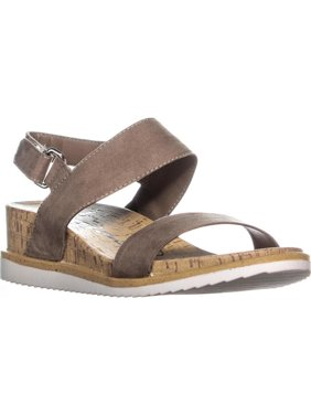 25422651544 Product Image Womens AR35 Dalary Ankle Strap Wedge Sandals