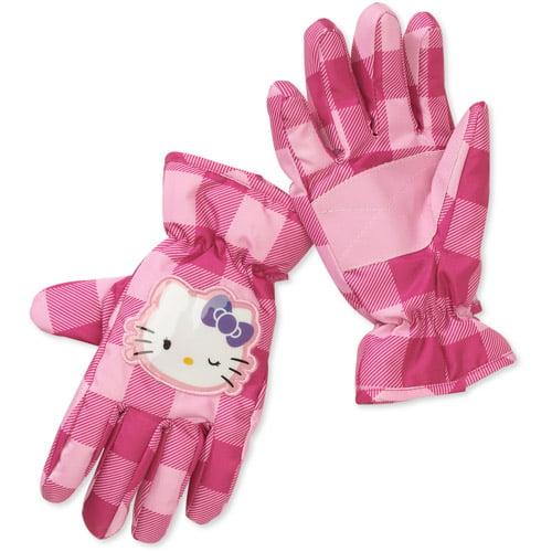 Girls' Hello Kitty Ski Gloves