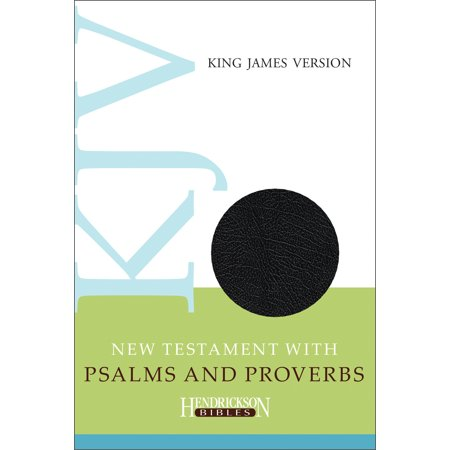 KJV New Testament with Psalms and Proverbs - Psalm 150 6