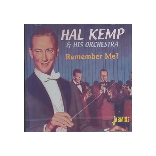 Personnel includes: Hal Kemp; Skinnay Ennis (vocals); John Scott (piano).<BR>Contains 24 tracks.