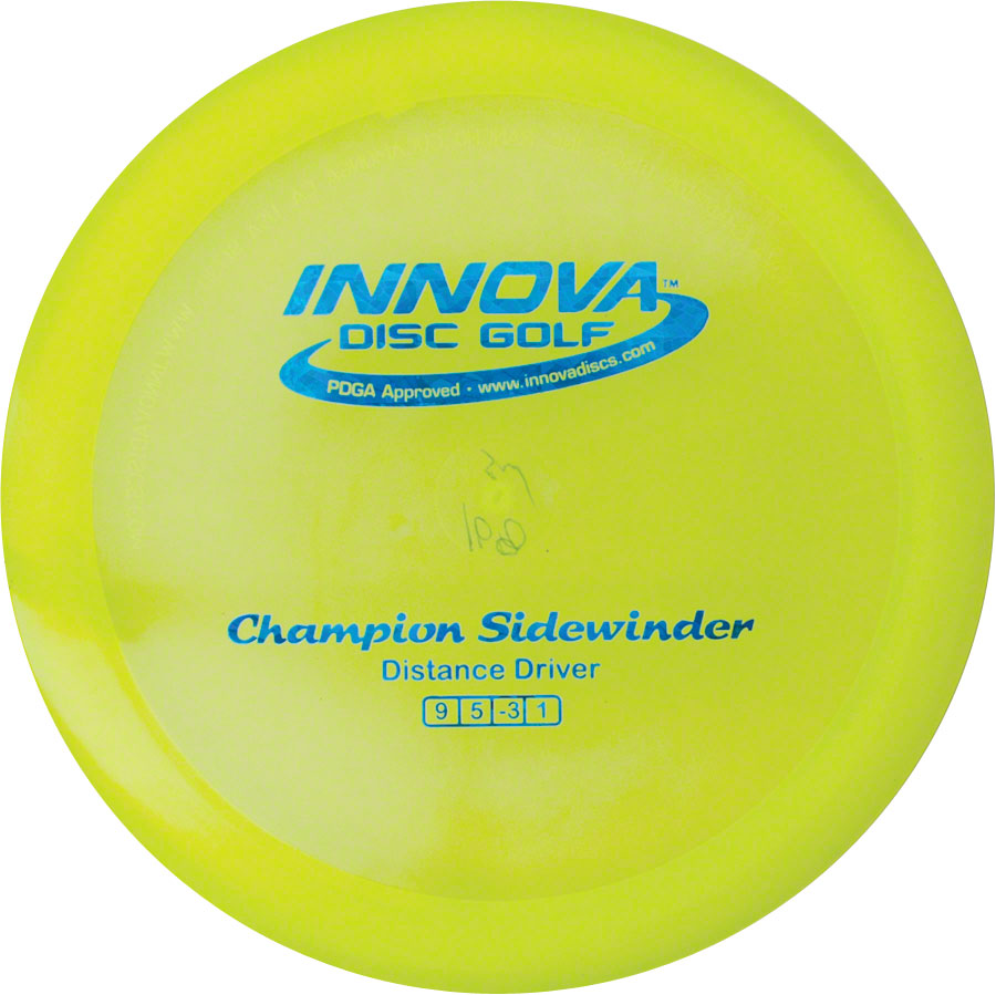 Innova Sidewinder Champion Golf Disc: Assorted Colors