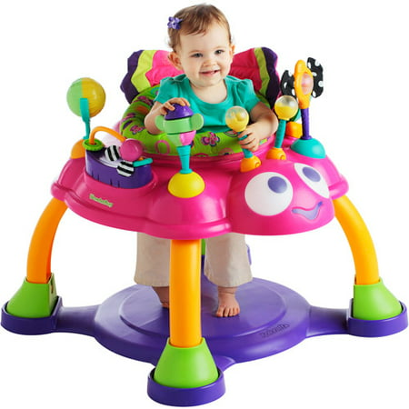 kolcraft wonderbug activity center flutterin 39 around. Black Bedroom Furniture Sets. Home Design Ideas