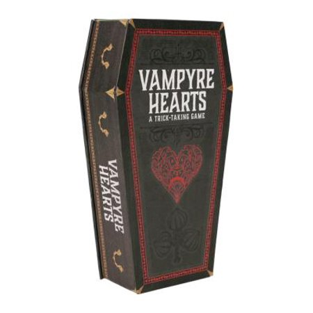 Halloween Party Games For High School Students (Vampyre Hearts : A Trick-Taking Game (Halloween Gifts, Party Games, Spooky)