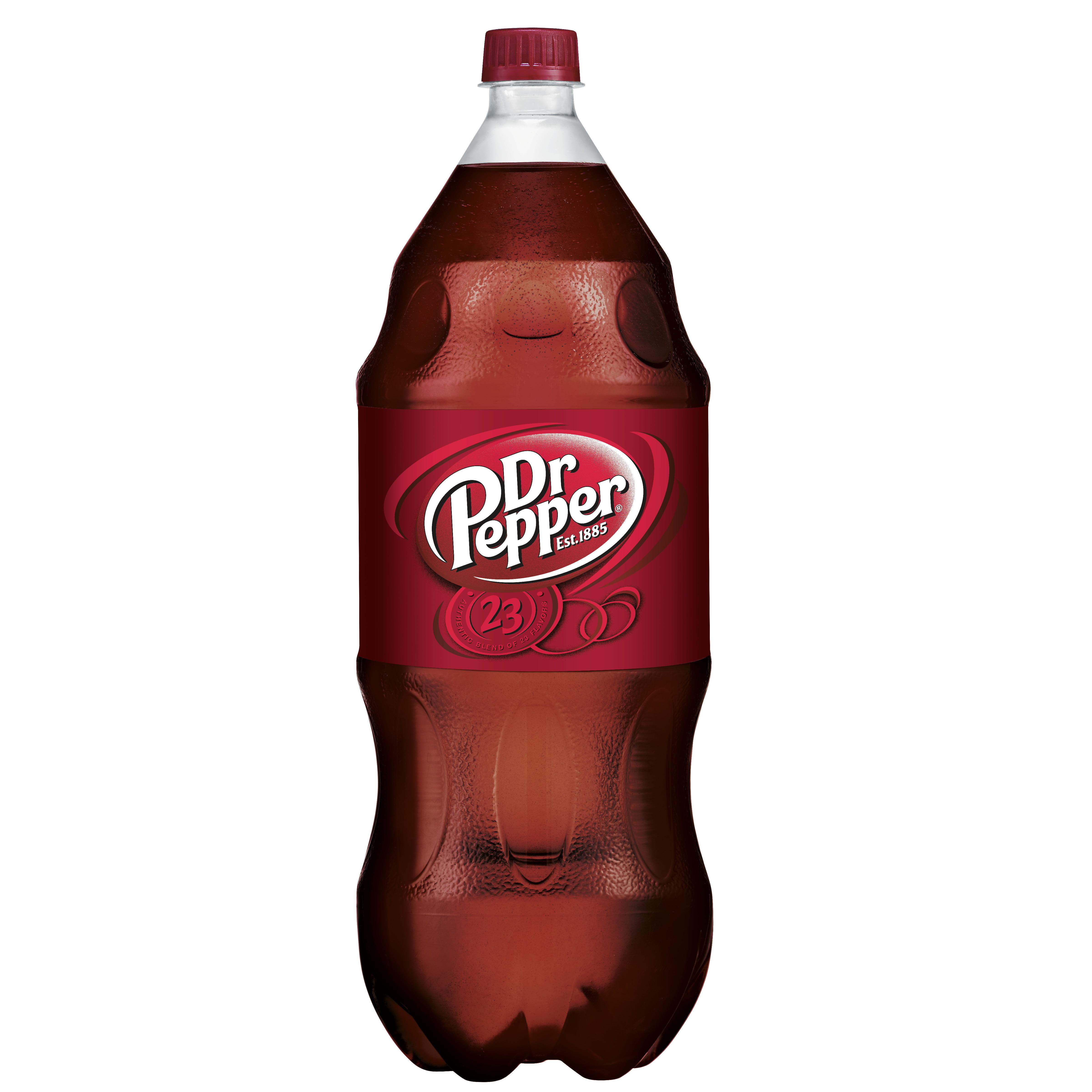 Dr Pepper Soda, 2.5 L Bottle