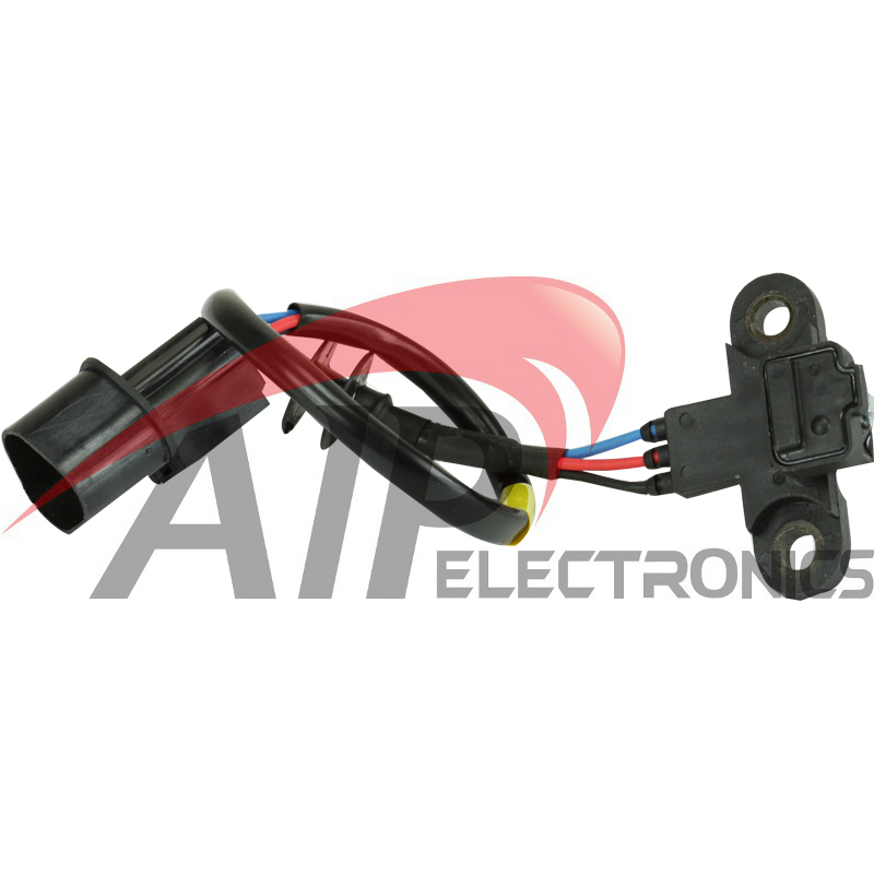 AIP Electronics Crankshaft Position Sensor CKP Compatible Replacement For 1995-2007 Chevrolet and GMC 5.7L V8 V6 Oem Fit CRK18